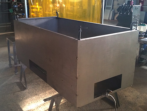 Custom Sheet Metal Fabrication Penn Panel Amp Box Company