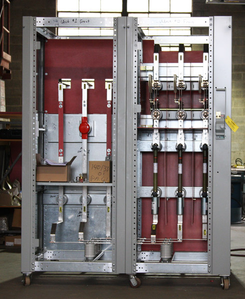 Metal Enclosed Switchgear – ANSI C37.20.3